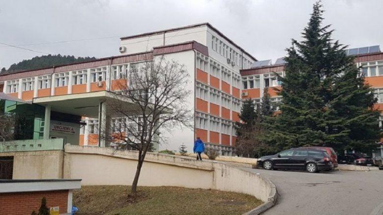 53 pacientë me COVID-19 në Spitalin e Pejës, 12 nga ta në gjendje të rëndë shëndetësore