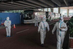 Dy anëtarëve të ekipit të ekspertëve të OBSH-së u ndalohet hyrja në Kinë, rezultojnë pozitiv në testin e antitrupave IgM