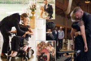 I realizoi dëshirën e fundit të ëmës në karrocë, e ftoi të vallëzojë në dasmën e tij – tri ditë më vonë ndërroi jetë