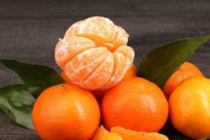 Si ta përdorni mandarinën për të trajtuar aneminë?