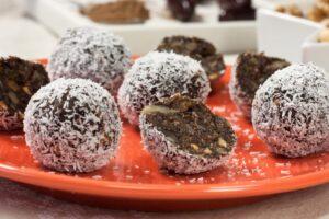 Toptha të freskët çokollate – vegane, të shijshme, pa xhelatinë