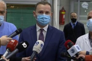 Zemaj viziton të lënduarit nga shpërthimi në Ferizaj, thotë se po marrin trajtimin e duhur në QKUK