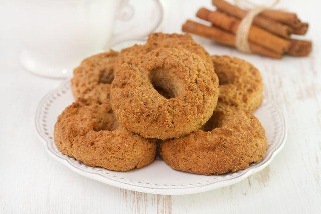 Biskota me kanellë, receta aromatike për ta nisur ditën bukur