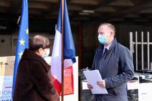 Franca sjell donacionin e radhës për Kosovën me materiale për përballje me COVID-19