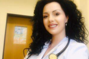 Vdes mjekja shqiptare, Eni Doko