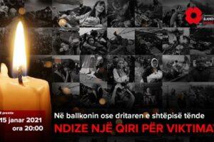 Më 15 janar do të ndizen qirinj në përkujtim të viktimave të gjenocidit në Kosovë
