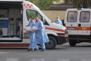 20 të vdekur nga Covid-19 brenda 24 orëve në Shqipëri