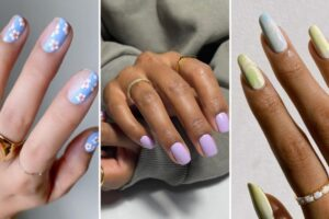 Manikyri me ngjyra pastel do të jetë një nga trendet mbizotëruese të këtij viti