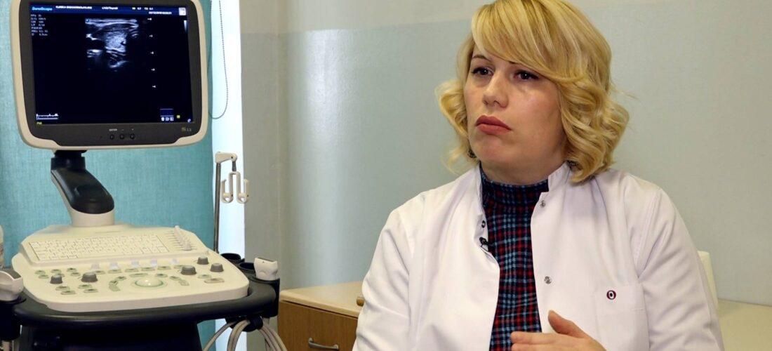 Vazhdon puna e palodhshme e mjekëve me pacientët me COVID-19, ndër të angazhuarat edhe endokrinolgia Merita Emini- Sadiku