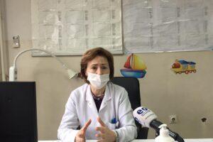 Numër i madh i fëmijëve me simptoma të Covid-19 po trajtohen në QKMF-në e Prishtinës