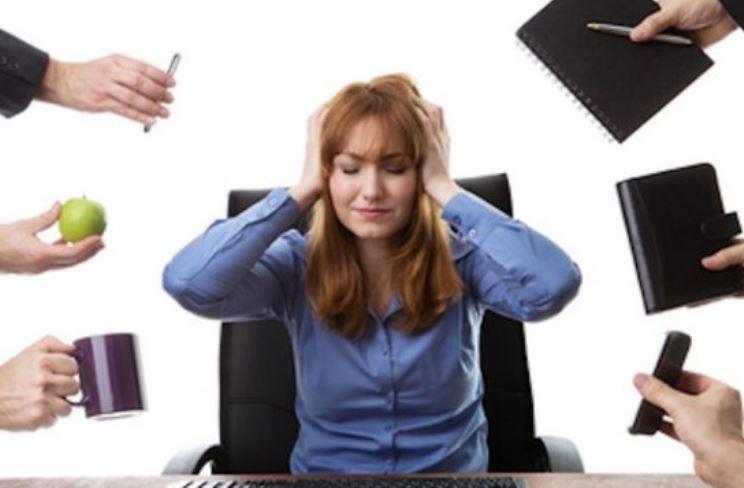 Stresi, njësoj si ushqimi i pashëndetshëm