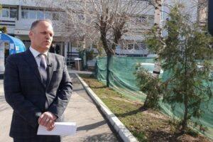 Valbon Krasniqi jep detaje për gjendjen në ShSKUK: 410 pacientë janë me oksigjeno-terapi