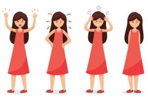 Sindromi premenstrual, gjendja që shton ankthin dhe tensionin te gratë para periodave
