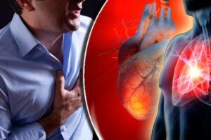 Sulmi në zemër – simptomat më të shpeshta