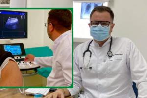 Ultrazëri që mundëson diagnostifikimin më të lehtë të sëmundjeve të mushkërive, së shpejti edhe në Prishtinë
