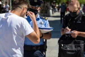 Nuk respektuan masat antiCOVID, dënohen mbi një mijë qytetarë