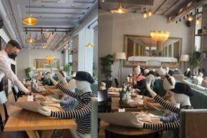 Protesta e restorantit në Prishtinë bëhet lajm në gjithë botën