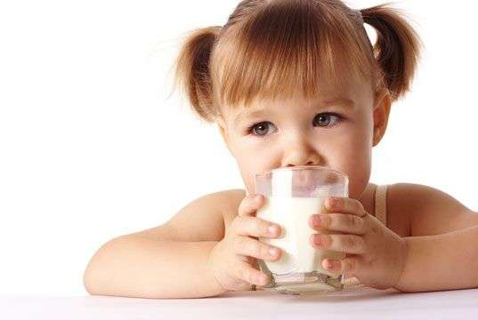 Alergjia në qumësht më e zakonshmja tek fëmijët