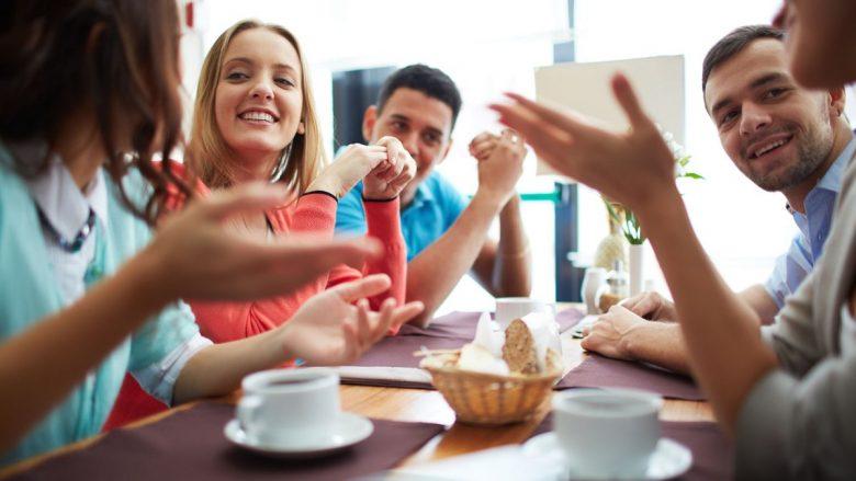 Ç'kuptim kanë shtatë nga sjelljet që ne kopjojmë çdo ditë nga njëri-tjetri