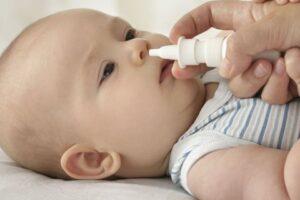 Si t'i ndihmojmë bebet me hundë të bllokuara ?