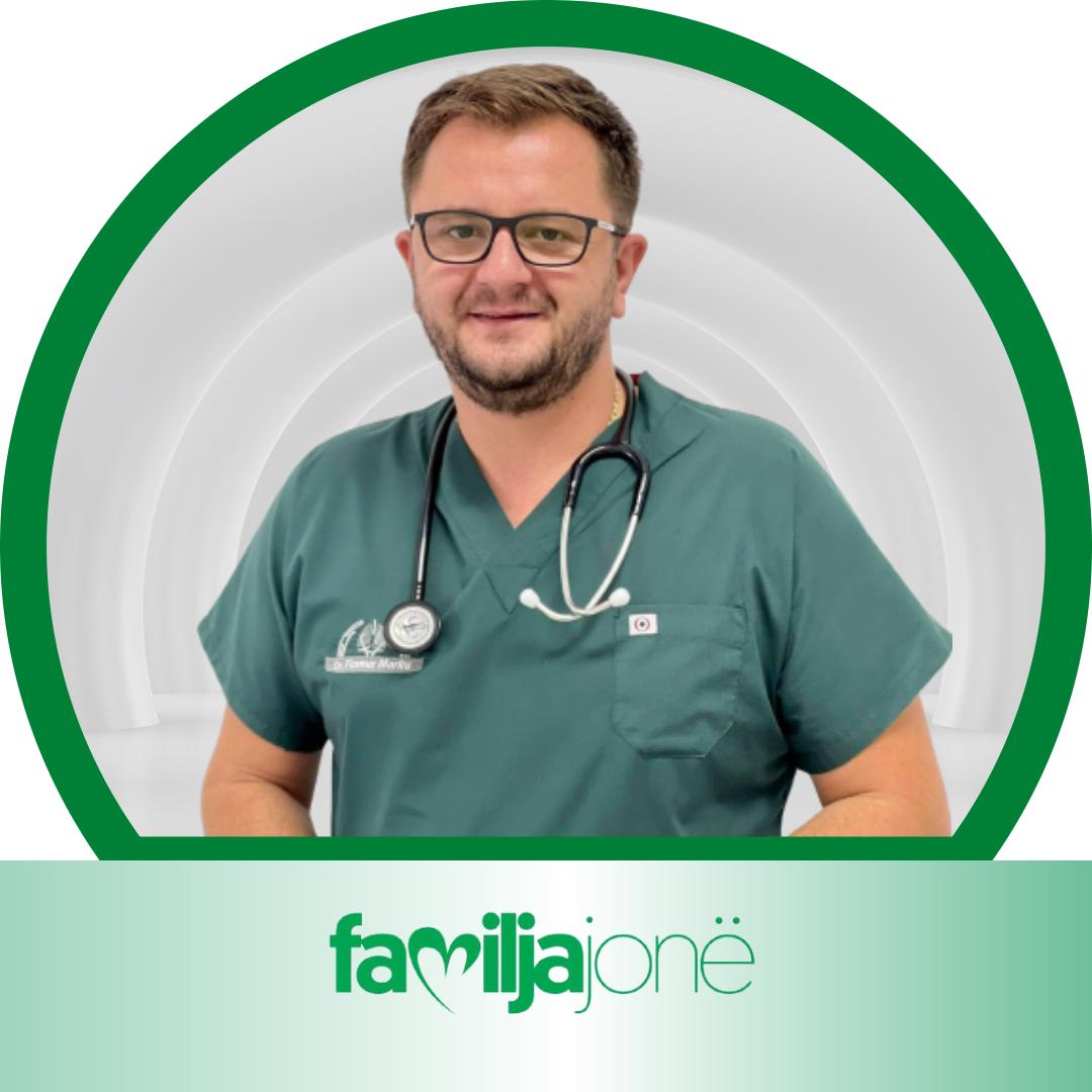 Dr. Flamur Marku
