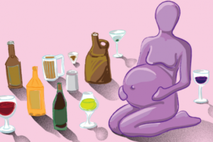 Konsumimi i alkoolit nga gratë shtatzëna, këto janë problemet që i shkaktohen fëmijës
