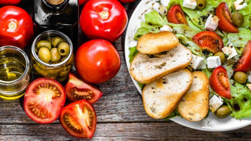 Përfitimet nga dieta mesdhetare