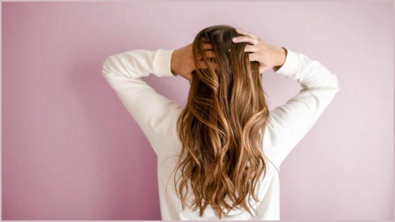 Trajtimi i flokëve me përgatitje portokalli