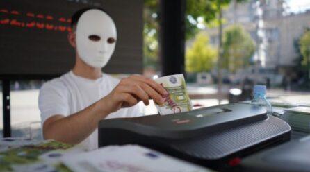 """Qytetarët e Prishtinës për 11 orë """"ruajnë"""" mbi 470 mijë euro"""