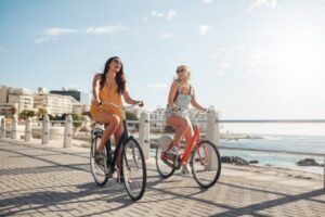 Çfarë i ndodh trupit tonë pasi ngasim biçikletë për një orë?