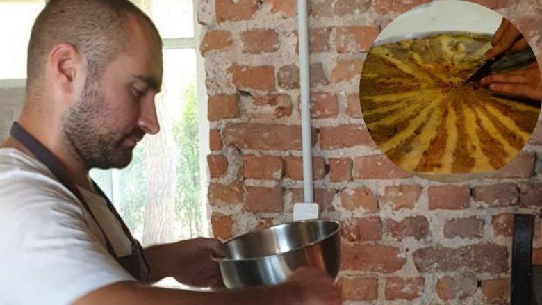 Pjesëmarrja e shefit të kuzhinës – Fejsal Demiraj në Autostradën Biennale, edicioni i tretë