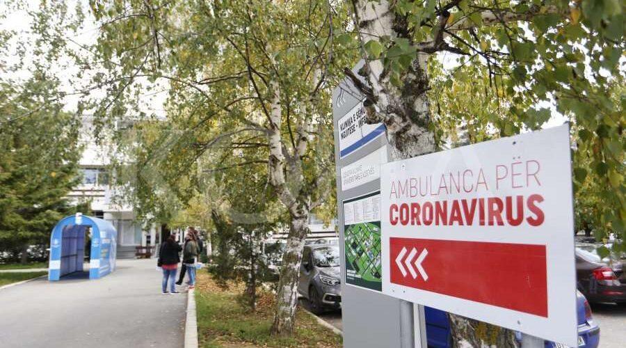 Tetë viktima dhe 768 raste të reja me COVID-19 në Shqipëri