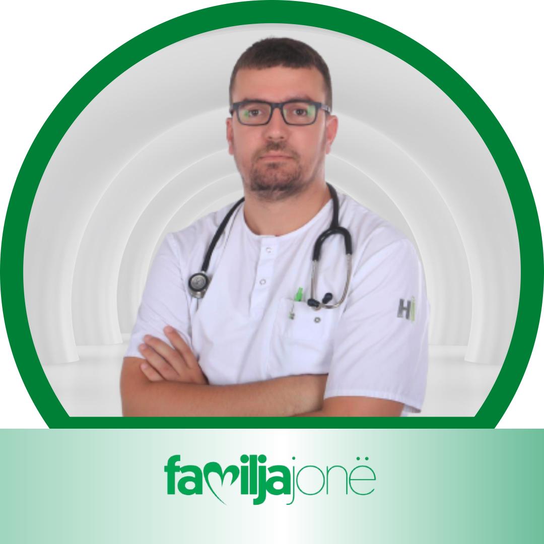 Dr Artan Haxhiaj