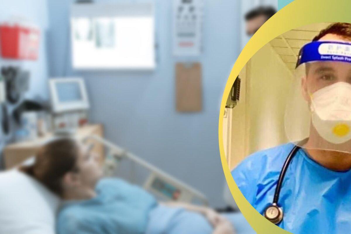 Situatë më e lehtë sa i përket COVID-19 në Klinikën e Pulmologjisë, bie numri i rasteve të rënda