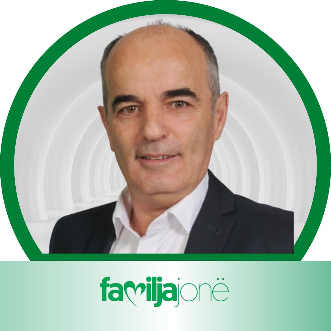 Dr. Hajrullah Fejza