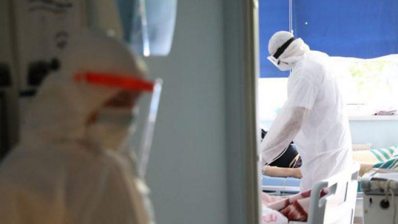 Në Spitalin e Gjilanit afër 100 pacientë të shtrirë me COVID-19, prej tyre rreth 70 në oksigjeno-terapi