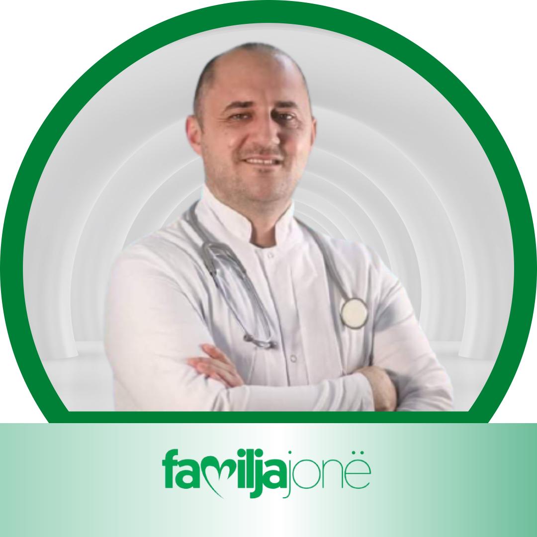 Dr. Bajram Ajeti