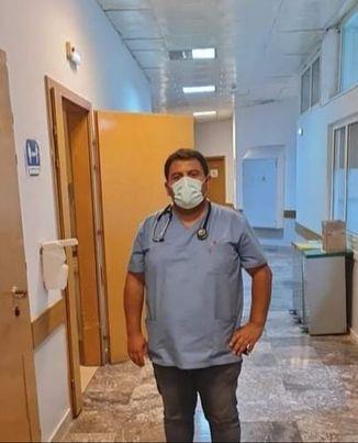 """Dr.Liridon Bujupi: """"Kemi të hospitalizuar edhe pacient me status """"Post-COVID"""""""