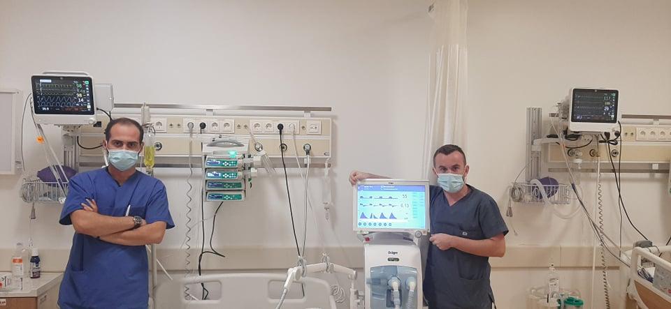 """Infermieri Sahit Agaj: """"Kemi shumë përgjegjësi në 12 orëshin tonë, pacientët i kemi në gjendje të rëndë"""""""