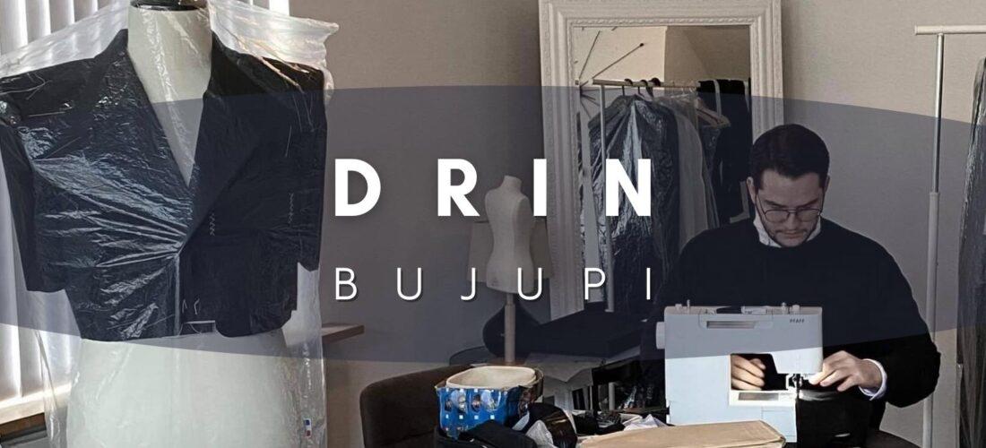 Drin Bujupi, djaloshi që hijeshoi koleksionin francez me plisin shqiptar