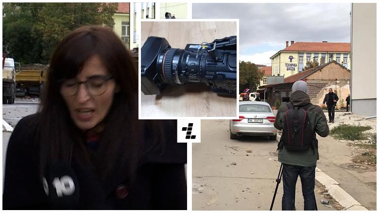 Mbi 20 gazetarë u sulmuan në veri, flet kryetari i AGK-së