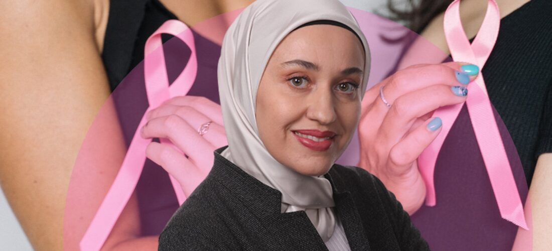 """Dr. Vildane Goga Çmega: """"Krahasuar me vitet tjera, kemi rritje të numrit të të prekurave me kancer të gjirit"""""""
