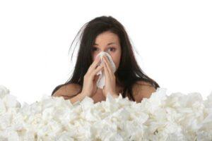 Ngjyra e mukozës në hundë tregon për shëndetin më shumë sesa mendoni
