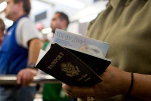 Pasaporta e parë me gjini asnjanëse u lëshua në SHBA