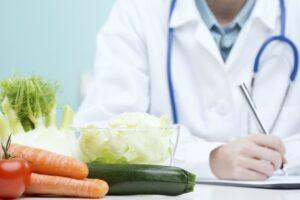 Si ndikon dieta në çrregullimet e tiroides?
