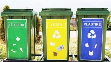 Në vitin 2020 në Kosovë janë ricikluar 3.882 tonë mbeturina